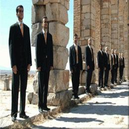 مجموعة الاعتصام المغربية
